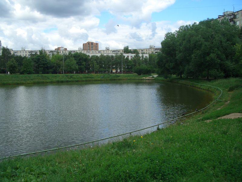 В Ивановском благоустроят парк у пруда на ул. Сталеваров